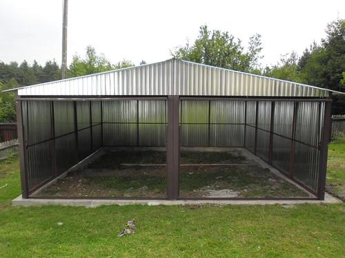 Metall Carport