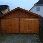 Garage / Holzschuppen