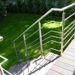 moderne Treppengeländer