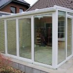 Glas Wintergarten