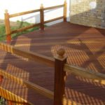 Terrasse - Holz