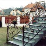 Treppenbalustraden Verziert
