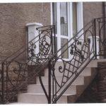 Geschmiedete Treppenbalustraden