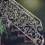 Dekorative Treppenbalustraden