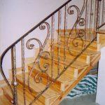 Treppen Balustrade Gerade