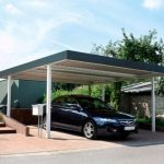 Carport - Carport für das Auto