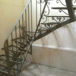 Treppen zur Metallbehandlung