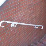 Handlauf für Treppen - dekoratives Metall