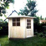 ein kleiner Pavillon