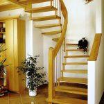 unentwickelte Treppen